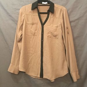 EXPRESS professional button down